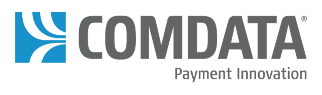 Comdata logo. Payment innovation for trucking