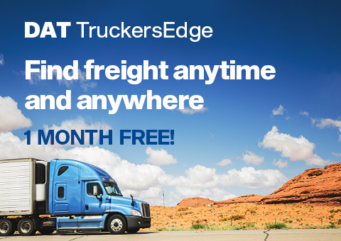 Truckers Edge 1 month free through Cashway Funding