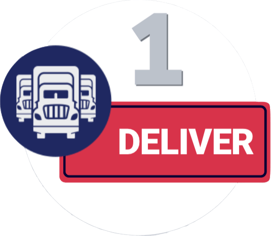 Deliver loads and factor freight bills with Cashway Funding