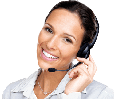 Smiling and Helpful Cashway Factoring Representative